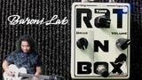 Baroni Lab Rat N Box - Dirty 80's Drive Tones! Sully Guitars '71 Starling