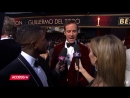 Oscars 2018 Armie Hammer Explains His 'Fascia Scraping'