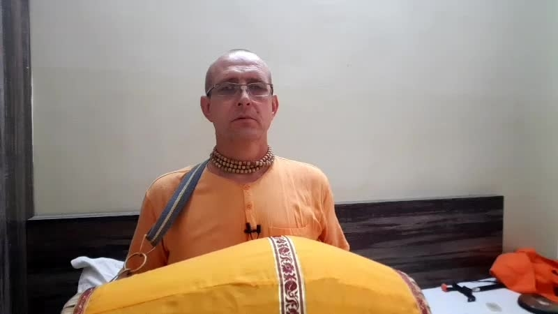 Шримад Бхагаватам только для вайшнавов 1.19.25