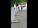 Мгновенная карма В Армавире мужчина по имени Мишаня решил показать полицейским кто главный в городе