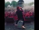 6ix9ine in Paris