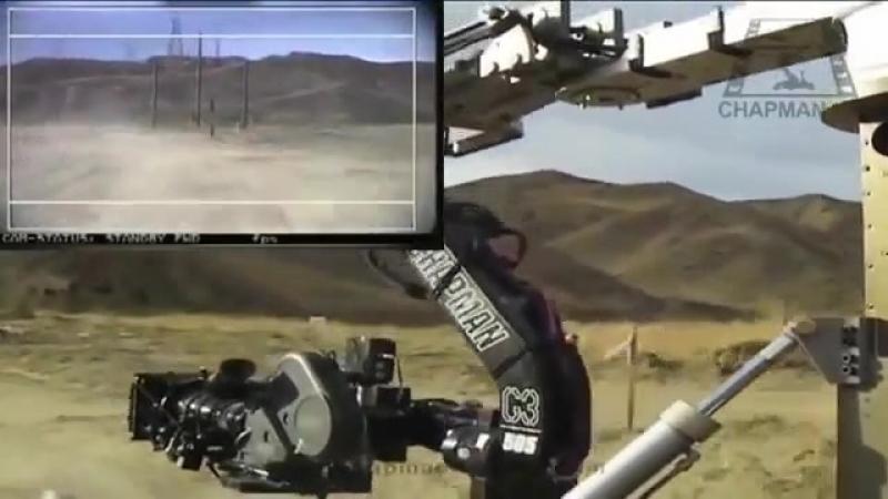 Механизм стабилизации видеокамеры...