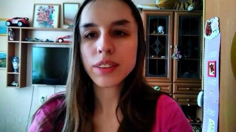 А. Ключникова читает своё произведение для BingoWriters