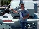 01.06.2018 Черноморский флот пополнился новейшим малым ракетным кораблём «Вышний Волочёк»