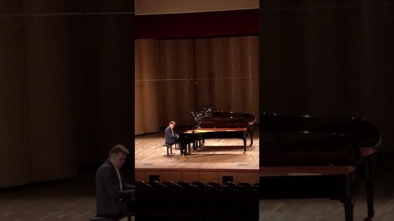 S. Korchagin plays Scriabin - Piano Sonata No.5