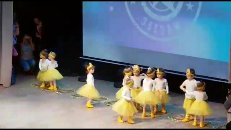Мандаринки на фестивале Богородские звезды 2018