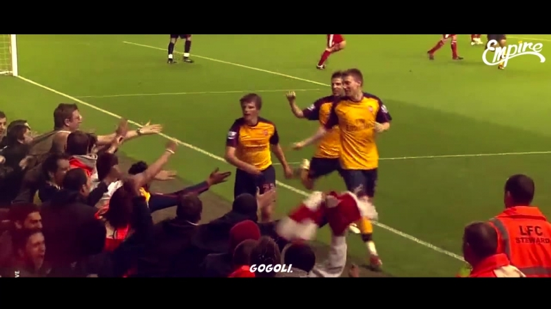 Andrey Arshavin Second Goal Vs Liverpool   GOGOLI   Empire