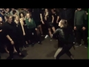 BLACK PARTY All Styles Battle 1/4 Юдинцева Аня