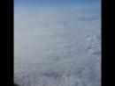 12000км Над Землей Выше облаков✈☁🌈