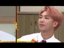 Namjoon's little eyebrow raise on loop is everything you need in life and more