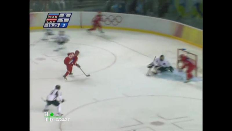 Alexander Ovechkin. Russia vs Latvia / Яшин, Козлов и Овечкин организовали издевательский гол.