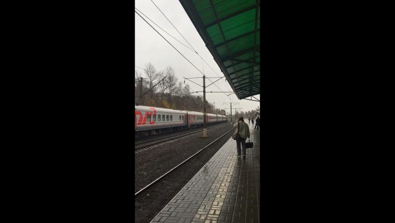 ЭП20-034 на станции Томилино