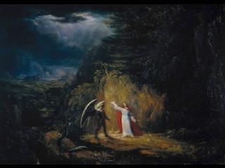 Искушение в пустыне. Мог ли дьявол самостоятельно перемещать Христа в пространстве