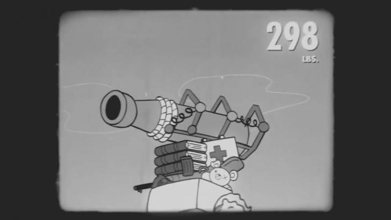 Fallout 4 [S.P.E.C.I.A.L.] - Сила_Strength. [На русском]