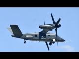 Демонстраця нового конвертоплану V-280 Valor на полгон Bell Helicopter Amarillo Assembl