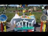 Астананың 20 жылдығына тарту, талдықорғандықтардан