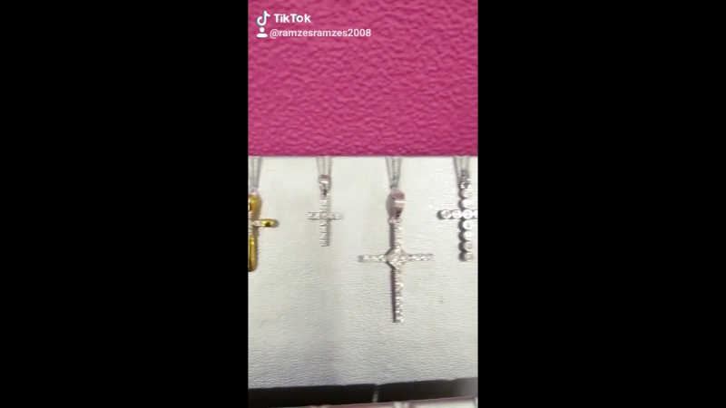 Декоративные серебряные кресты с уникальным дизайном от TD Madde