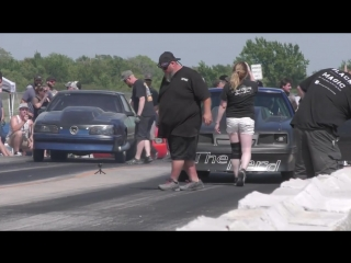 Beater Bomb vs The Nerd Epic Race at Lone Survivor Street Drags