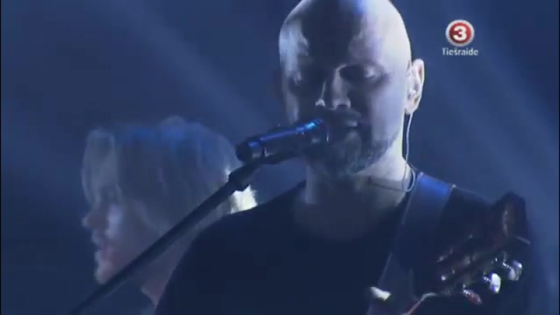 Latvijas X Faktors Prāta Vētra izpilda savu jaunāko singlu