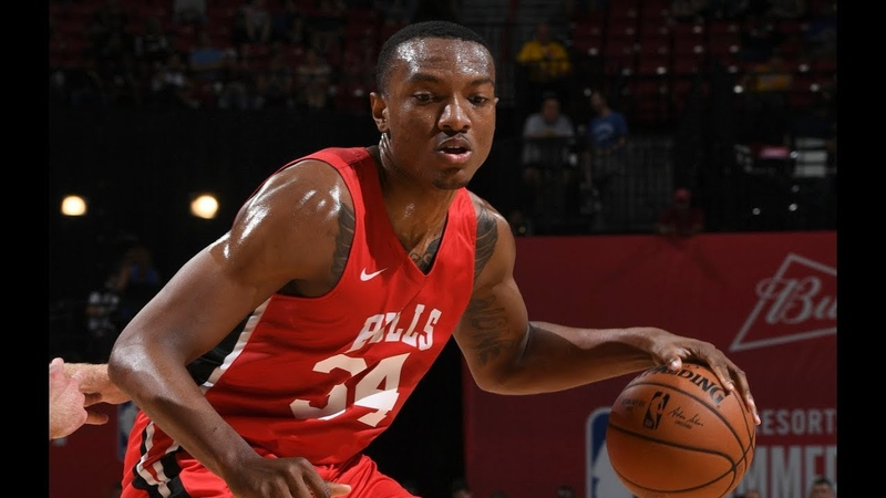 Best Of Wendell Carter Jr. From The 2018 MGM Resorts Summer League Prelims NBANews NBA