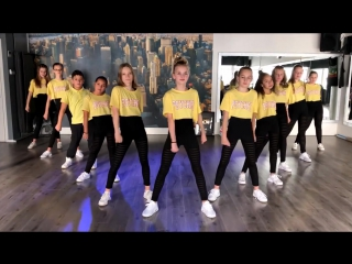 Swish Swish - Watch on computer_laptop - Easy Kids Dance - Choreography - Baile