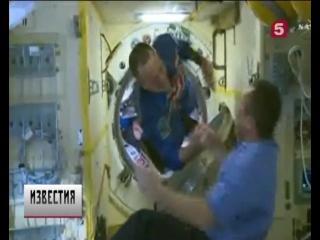 Пилотируемый корабль «Союз МС 08» доставил на международную космическую станцию новый экипаж.