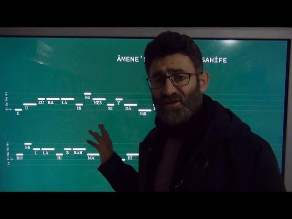Mehmet Erarabacı   Amener Rasûlü Kalıp Çalışması