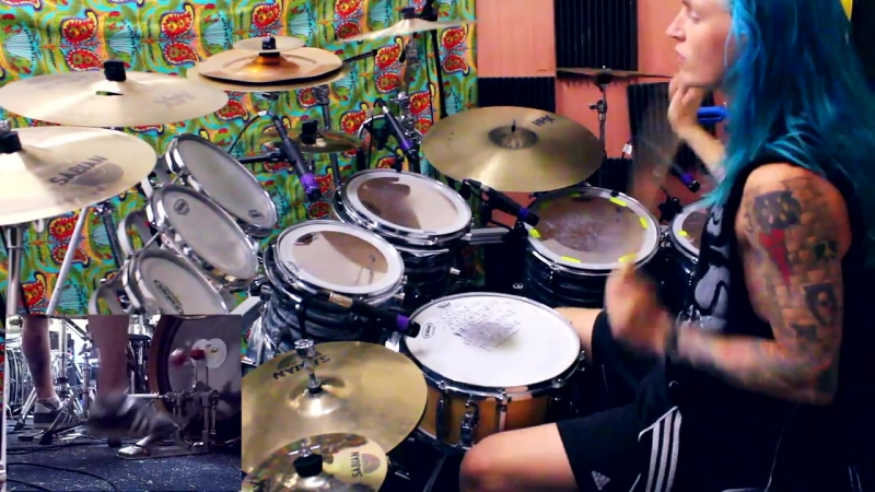 Kyle Brian - Avenged Sevenfold - Afterlife (Drum Cover)