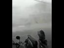 Влажный шквал Wet downburst в провинции Центральная Ява Индонезия 8 11 2017