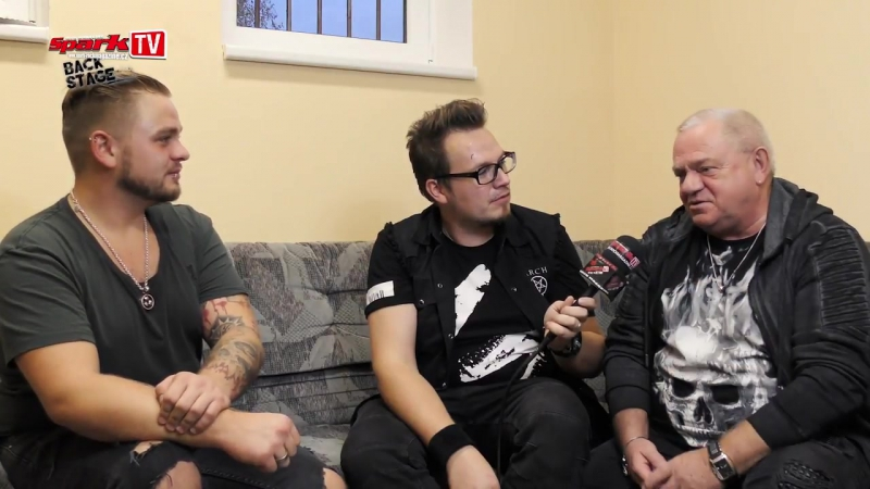 DIRKSCHNEIDER - interview with Udo Sven (father and son)