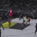 NBA on Instagram @kingjames moves the ball in style! #NBABreakdown ___