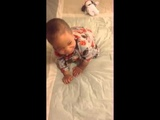 Baby Wakes Up Dancing to the Music