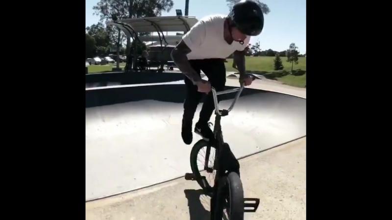 Chancey BMX Whips Tricks