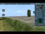 Строительство простой карты в Trainz Simulator для Android OS
