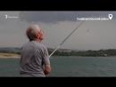 Симферопольское водохранилище Крымский оазис во время засухи