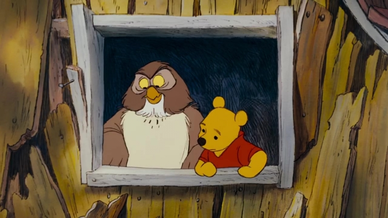 The Mini Adventures of Winnie the Pooh_ Owls House