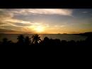 Невероятные закаты на острове Панган