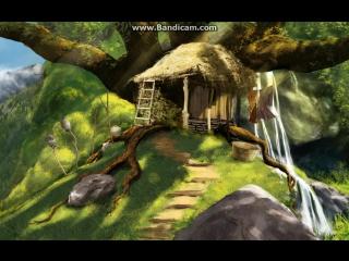 Хижина травницы: апдейт и анимация