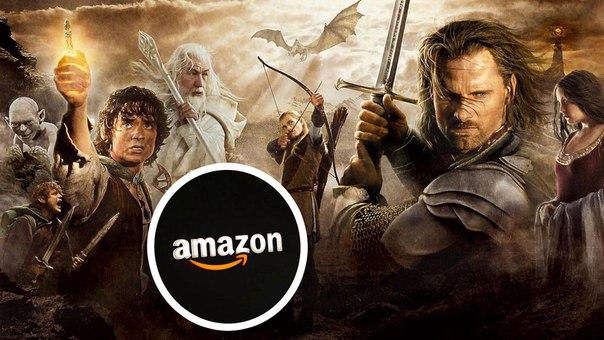 Amazon потратит на сериал «Властелин колец» $500 млн долларов.