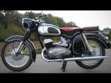 Мотоцикл DKW RT 350, 1955 года