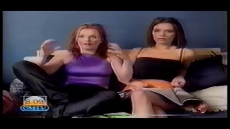 Spice Girls Interview - GMTV Report 20.06.1996