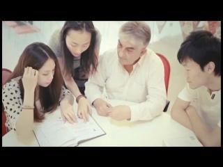 青岛大学留学生 - Los estudiantes extranjeros en la Universidad de Qingdao