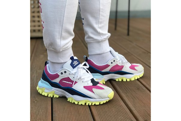 Umbro Jumps on the Dad Sneaker Trend