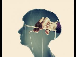 Манипуляция сознанием, дети и взрослые, тест белая и черная пирамидка