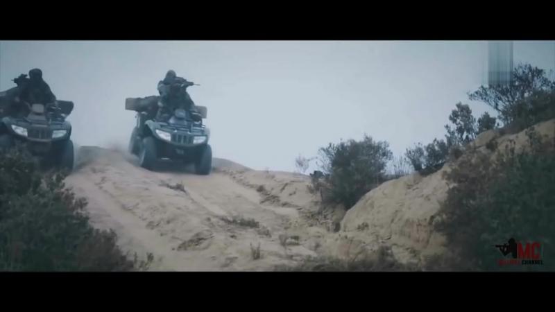 "Индийский Спецназ 2018 •""PARA SF ⁄ NSG"" ⁄Гаруд коммандос силы"