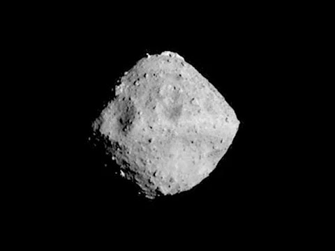 Στον αστεροειδή «Ριούγκου» έφτασε το «Χαγιαμπούσα
