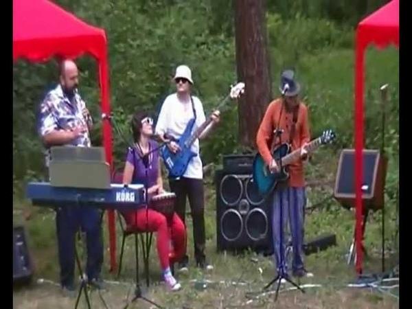 Саббатай Цви - Вриндаван (Фестиваль в Песках 20.07.2013)