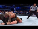 Randy Orton Luke Harper vs Bray Wyatt Erick Rowan SmackDown LIVE April 4 2017