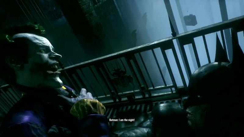 I AM VENGEANCE... I AM THE NIGHT... I AM BATMAN