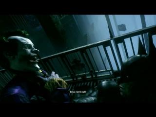 I AM VENGEANCE... I AM THE NIGHT... I AM BATMAN!!!